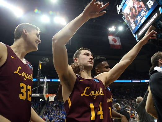 NCAA tournament: Sister Jean sets an example we all can ...