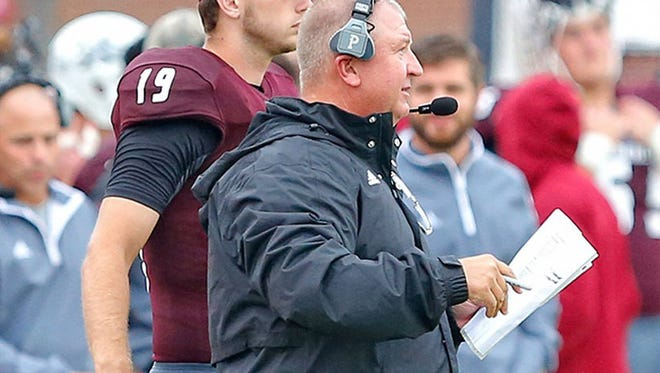 Dewayne Alexander is leaving Cumberland to become the offensive line coach at East Tennessee State.