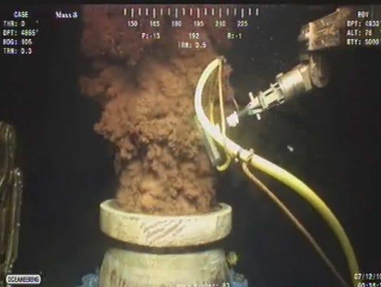 AP Gulf Oil Spill Trial