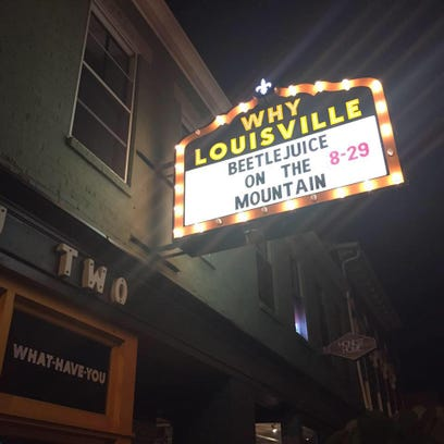 Why Louisville store in Louisville.