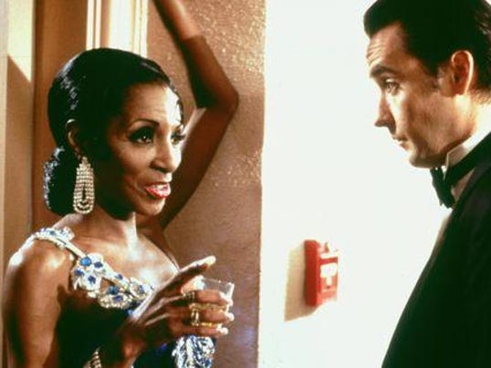 Lady Chablis with John Cusack art