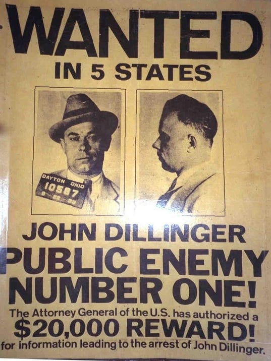 John Dillinger Museum Opening In Crown Point