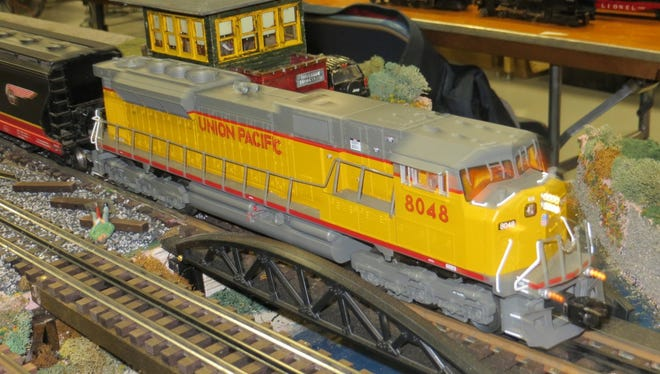The Somerset County 4-H Trainmasters annual Spring Train show at the Ted Blum 4-H Center, 310 Milltown Road, Bridgewater, is being held on June 9 and 10, from 10 a.m.-5 p.m. on both days.