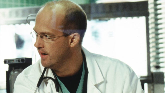 Anthony Edwards, best known for playing Dr. Mark Greene on TV's 'ER,' says he was molested for years by entertainment-industry veteran Gary Goddard.