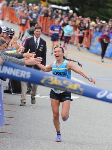 Magdalena Boulet, de 42 años de edad, ganó la competencia