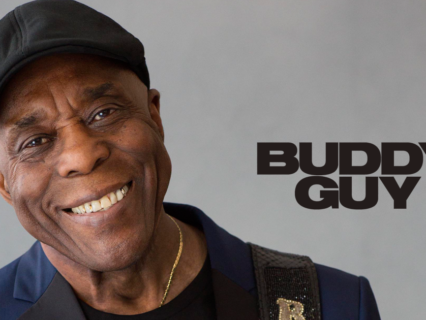 Four Insiders will win a pair of tickets to see Buddy Guy at the Count Basie Theatre on May 17. Enter 4/10-5-10.