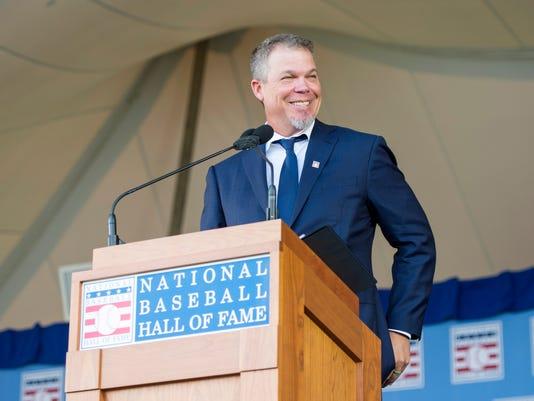USP MLB:  MLB: BASEBALL HALL OF FAME-INDUCTION CER S [ENTER SUPPCAT] USA NY