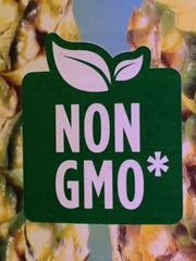 Some food companies have resorted to placing non-GMO