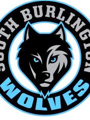 The South Burlington High School Wolves logo was unveiled