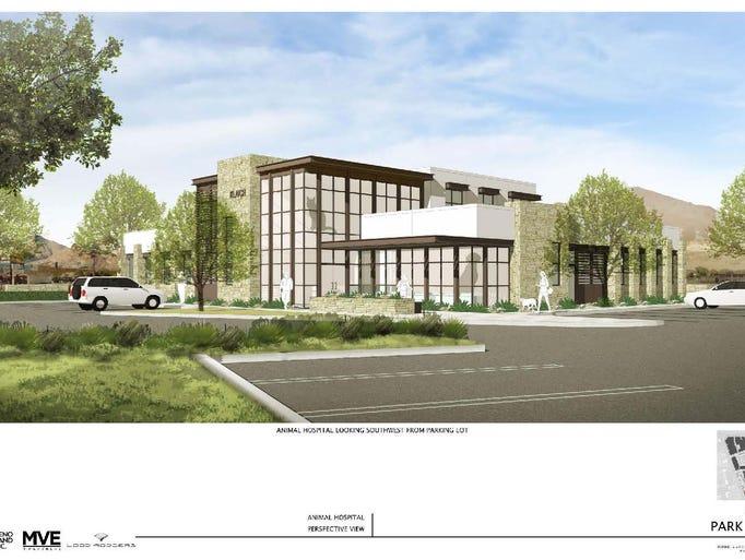 renderings of the park lane mall redevelopment plan