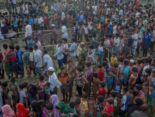 AP MYANMAR ROHINGYA I FILE BGD