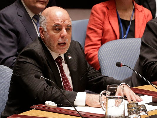 UN Security Council Iraq