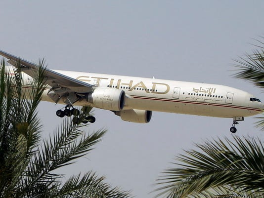 AP MIDEAST EMIRATES AIRPLANE SCARE I FILE ARE
