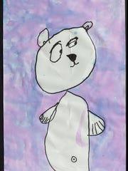 Brody Charles, Polar Bear; James Madison Elementary,