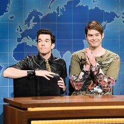 Bill Hader's Stefon returns to 'Saturday Night Live' and we are blessed for it