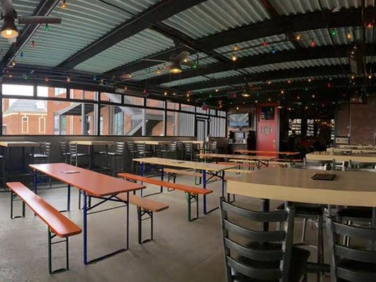 Clyde's on Church, a dive bar-restaurant concept by Monen Family Restaurant Group, held a soft launch on March 4 and 5.