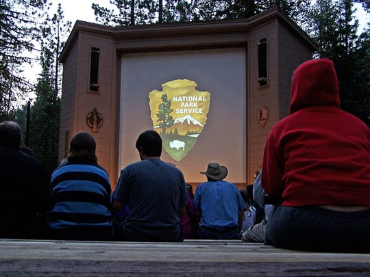 A ranger-led program taking place in Sequoia and Kings Canyon National Park.
