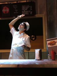 """Roderick Justice stars as Danny in """"BurgerTown, the"""
