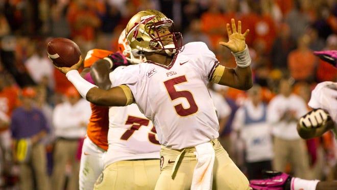 Jameis Winston moves up in the Heisman watch after Florida State's 51-14 win against Clemson.