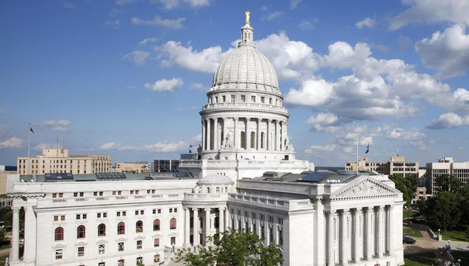 The nonpartisan Legislative Fiscal Bureau said it is not expecting any additional tax revenue over the next two years.