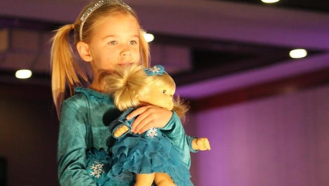 The American Girl Fashion Show, hosted by the Butterfly Ministry for Girls, will featire more then 60 local models and a French Pastry & Tea Party theme. The show will be on Oct. 3. Proceeds the Butterfly Ministry which provides American Girl dolls to young girls living in foster group homes and shelters.