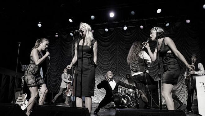 The second performance in Kohler Foundation's 2015-16 Distinguished Guest Series in Kohler will be Postmodern Jukebox, a rotating cast of musicians and vocalists performing vintage versions of modern pop hits.