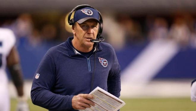 Titans interim coach Mike Mularkey has been hired as the fulltime coach, sources said Sunday.