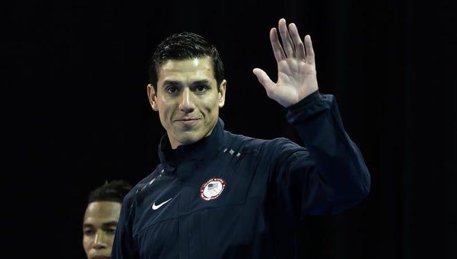 El estadounidense de origen nicaragüense Steven López, varias veces medallista olímpico en taekwondo, está listo para Río 2016, unos juegos en los que, como en todas las pruebas en las que compite, se propone llegar muy lejos pero sin olvidar de dónde viene.