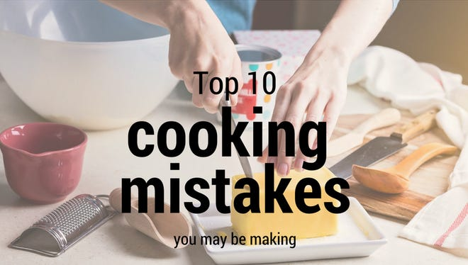 We all make mistakes, even the savviest home cooks.