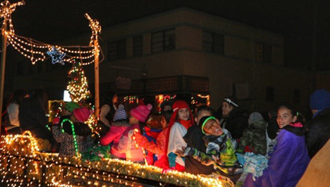 Silver City will host its 26th annual Lighted Christmas Parade on Saturday.