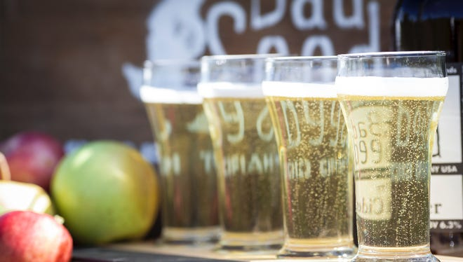 Bad Seed handcrafts its ciders without added chemicals or artificial sweeteners.