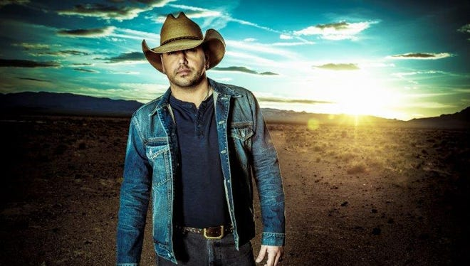 Jason Aldean kicks off his They Don't Know Tour on Thursday in Ohio. Green Bay gets the first Saturday night stop for what will be a sold-out show at the Resch Center.