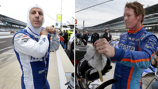 After Saturday, Scott Dixon will have made 212 consecutive IndyCar starts and Tony Kanaan will have made 270.