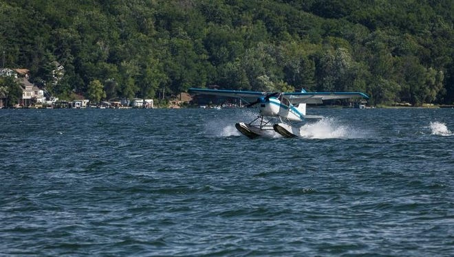 Seaplane activities will be part of the annual Wings & Wheels event in Hammondsport.