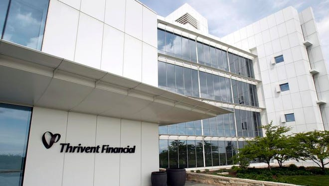 Thrivent Financial in Appleton.