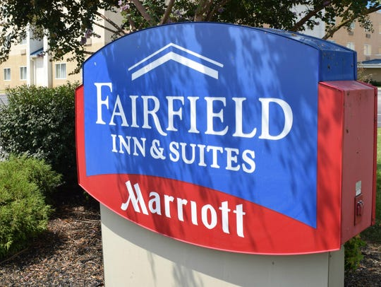 Fairfield Inn & Suites in Knoxville