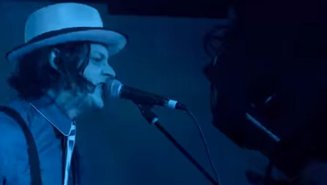 Jack White appears in a new ad promoting Tennessee tourism.