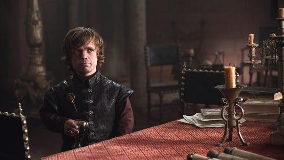 Peter Dinklage in Season 2 of 'Game of Thrones.'