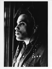 An image of rock musician Lenny Kravitz will appear in a new exhibit by Terry Manning, opening at the Stax Museum this week.