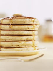 "The Knoxville Jaycees will present ""Pancakes on the Porch"" from 10 a.m. to 2 p.m. Saturday at the Mabry-Hazen House."