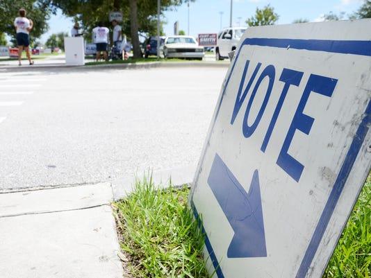 Brevard Early Voting