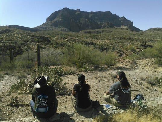 U.S. Forest Service Tribal Monitors