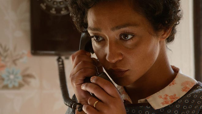"""Mildred (Ruth Negga) in """"Loving"""" is based on a real person."""