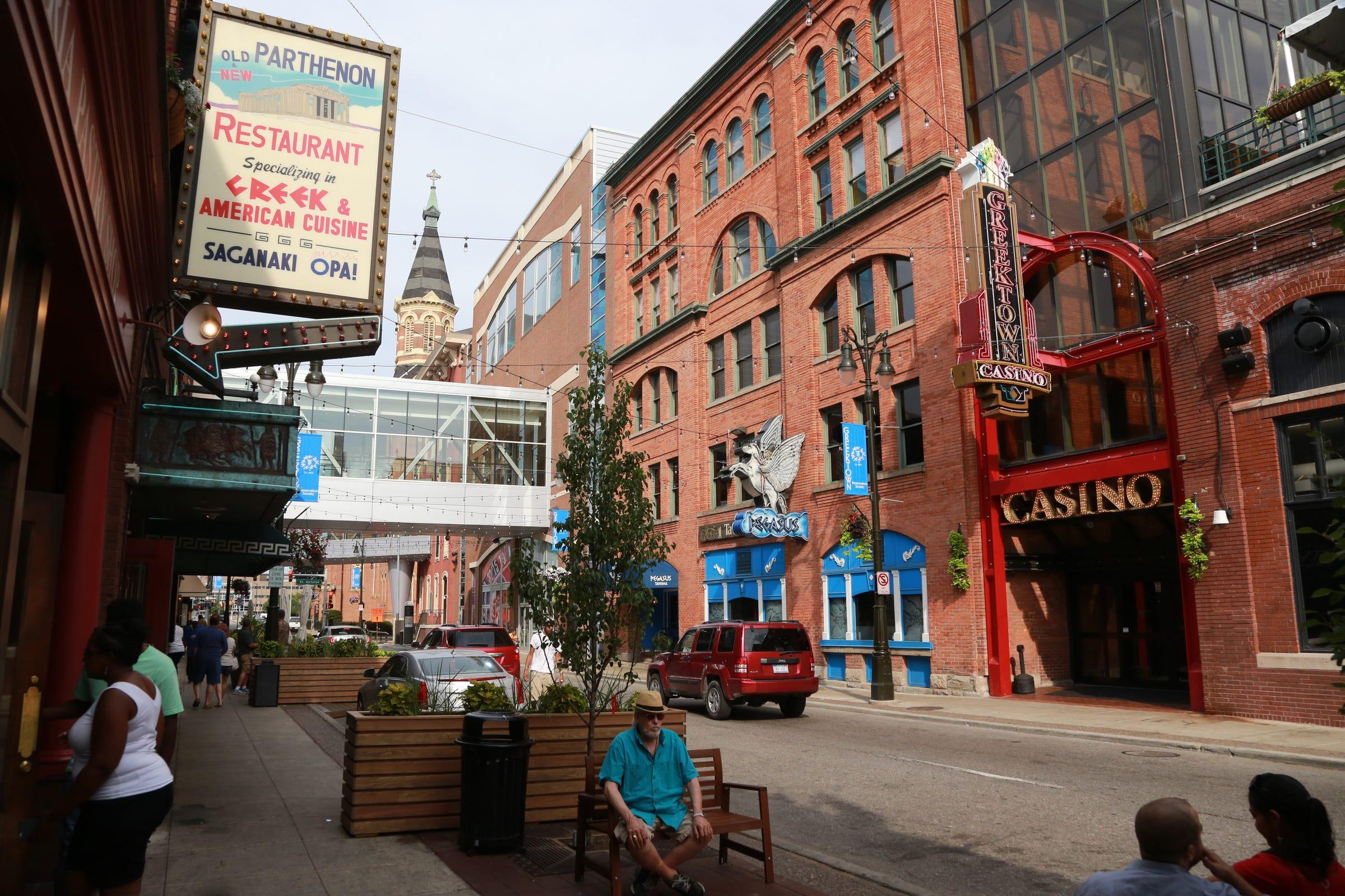 Detroitgreektown casino comedy night vegas gambling trip reports