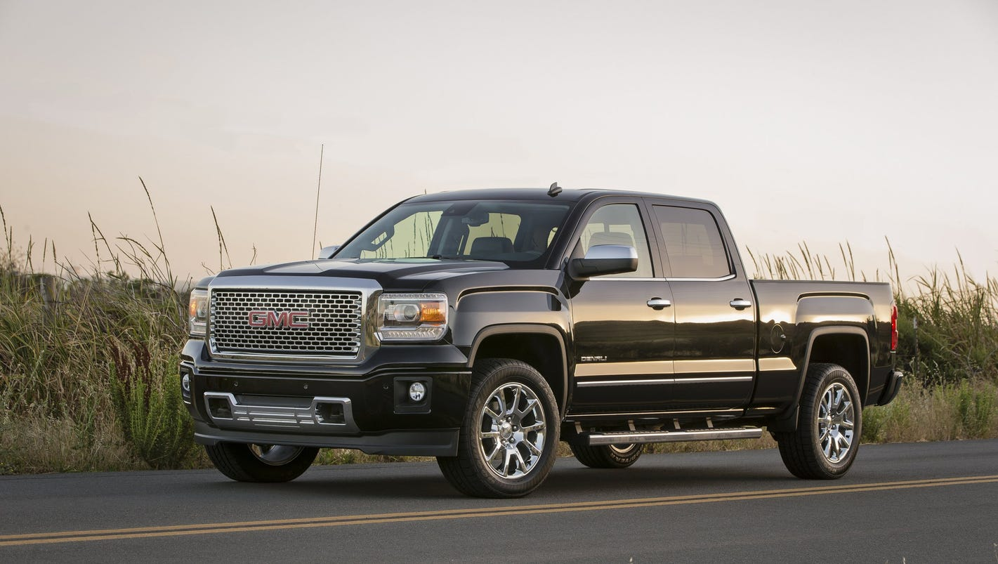 Denali Truck Gmc >> Denali mountain renaming resounds among truck fans