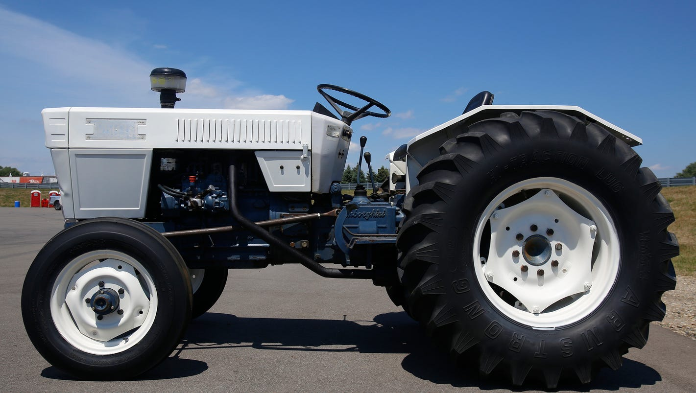 Man pinned for 28 hours under tractor's wheel before rescue