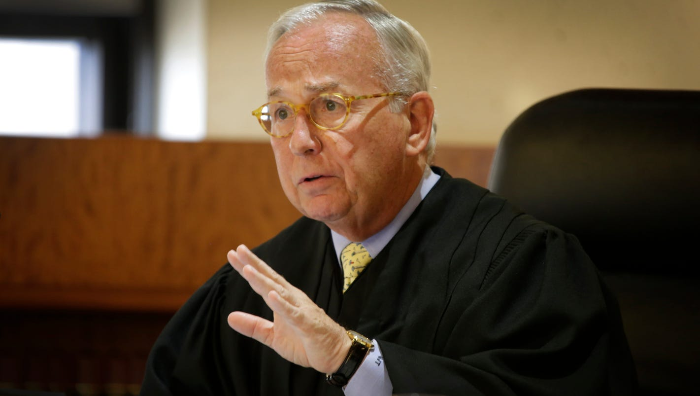 Michigan appeals court judge Michael Talbot retiring after 40 years