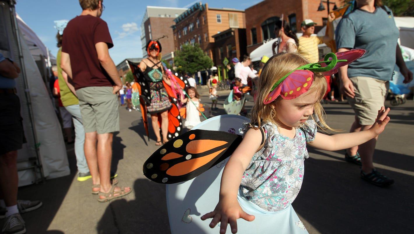 Summer Of The Arts  Iowa City