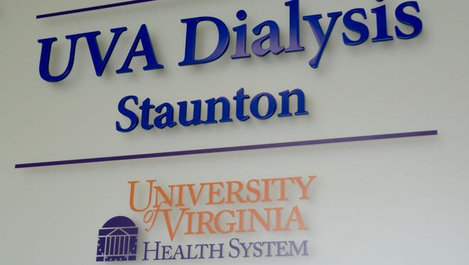 A new UVA Health System advanced dialysis center is open in Staunton. The center, located at 81 Orchard Hill Circle between TJMaxx and the Food Lion, began treating patients this month.
