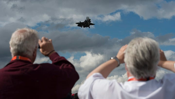 187th Wing awaits news on F-35s